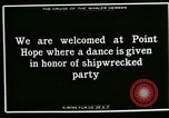 Image of Native dance Point Hope Alaska USA, 1915, second 6 stock footage video 65675020850