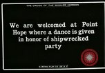 Image of Native dance Point Hope Alaska USA, 1915, second 7 stock footage video 65675020850