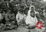 Image of Native dance Point Hope Alaska USA, 1915, second 24 stock footage video 65675020850