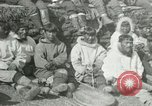 Image of Native dance Point Hope Alaska USA, 1915, second 25 stock footage video 65675020850