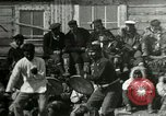 Image of Native dance Point Hope Alaska USA, 1915, second 48 stock footage video 65675020850