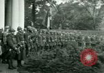 Image of French Foreign Legionnaires Washington DC USA, 1937, second 8 stock footage video 65675020878