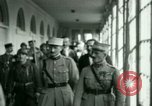 Image of French Foreign Legionnaires Washington DC USA, 1937, second 16 stock footage video 65675020878