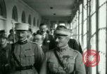 Image of French Foreign Legionnaires Washington DC USA, 1937, second 17 stock footage video 65675020878