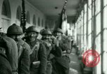 Image of French Foreign Legionnaires Washington DC USA, 1937, second 32 stock footage video 65675020878