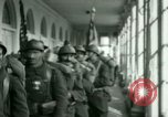 Image of French Foreign Legionnaires Washington DC USA, 1937, second 34 stock footage video 65675020878