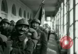 Image of French Foreign Legionnaires Washington DC USA, 1937, second 38 stock footage video 65675020878