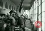 Image of French Foreign Legionnaires Washington DC USA, 1937, second 39 stock footage video 65675020878