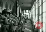 Image of French Foreign Legionnaires Washington DC USA, 1937, second 40 stock footage video 65675020878