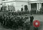 Image of French Foreign Legionnaires Washington DC USA, 1937, second 42 stock footage video 65675020878