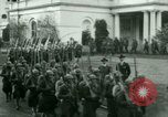 Image of French Foreign Legionnaires Washington DC USA, 1937, second 44 stock footage video 65675020878