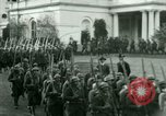 Image of French Foreign Legionnaires Washington DC USA, 1937, second 45 stock footage video 65675020878