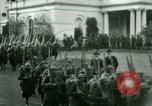 Image of French Foreign Legionnaires Washington DC USA, 1937, second 46 stock footage video 65675020878