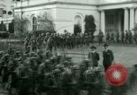 Image of French Foreign Legionnaires Washington DC USA, 1937, second 48 stock footage video 65675020878