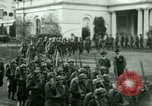 Image of French Foreign Legionnaires Washington DC USA, 1937, second 49 stock footage video 65675020878