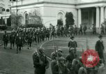 Image of French Foreign Legionnaires Washington DC USA, 1937, second 52 stock footage video 65675020878