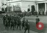 Image of French Foreign Legionnaires Washington DC USA, 1937, second 54 stock footage video 65675020878