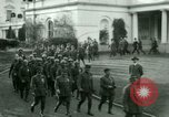 Image of French Foreign Legionnaires Washington DC USA, 1937, second 55 stock footage video 65675020878