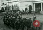 Image of French Foreign Legionnaires Washington DC USA, 1937, second 58 stock footage video 65675020878