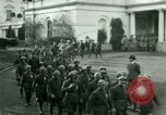 Image of French Foreign Legionnaires Washington DC USA, 1937, second 59 stock footage video 65675020878