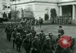 Image of French Foreign Legionnaires Washington DC USA, 1937, second 60 stock footage video 65675020878