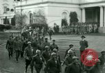 Image of French Foreign Legionnaires Washington DC USA, 1937, second 61 stock footage video 65675020878