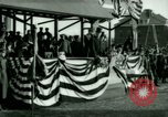 Image of President Woodrow Wilson Fort Myer Virginia USA, 1917, second 19 stock footage video 65675020879
