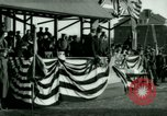 Image of President Woodrow Wilson Fort Myer Virginia USA, 1917, second 20 stock footage video 65675020879