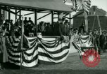 Image of President Woodrow Wilson Fort Myer Virginia USA, 1917, second 21 stock footage video 65675020879