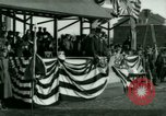 Image of President Woodrow Wilson Fort Myer Virginia USA, 1917, second 22 stock footage video 65675020879