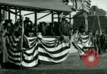Image of President Woodrow Wilson Fort Myer Virginia USA, 1917, second 23 stock footage video 65675020879