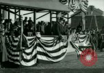 Image of President Woodrow Wilson Fort Myer Virginia USA, 1917, second 25 stock footage video 65675020879