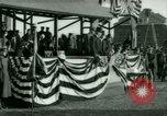 Image of President Woodrow Wilson Fort Myer Virginia USA, 1917, second 26 stock footage video 65675020879