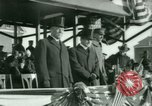 Image of President Woodrow Wilson Fort Myer Virginia USA, 1917, second 28 stock footage video 65675020879