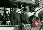 Image of President Woodrow Wilson Fort Myer Virginia USA, 1917, second 29 stock footage video 65675020879