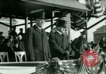 Image of President Woodrow Wilson Fort Myer Virginia USA, 1917, second 30 stock footage video 65675020879