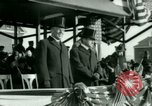 Image of President Woodrow Wilson Fort Myer Virginia USA, 1917, second 31 stock footage video 65675020879