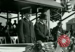Image of President Woodrow Wilson Fort Myer Virginia USA, 1917, second 33 stock footage video 65675020879