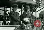 Image of President Woodrow Wilson Fort Myer Virginia USA, 1917, second 41 stock footage video 65675020879