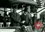 Image of President Woodrow Wilson Fort Myer Virginia USA, 1917, second 44 stock footage video 65675020879