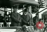 Image of President Woodrow Wilson Fort Myer Virginia USA, 1917, second 48 stock footage video 65675020879