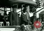 Image of President Woodrow Wilson Fort Myer Virginia USA, 1917, second 52 stock footage video 65675020879