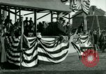 Image of President Woodrow Wilson Fort Myer Virginia USA, 1917, second 53 stock footage video 65675020879