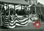 Image of President Woodrow Wilson Fort Myer Virginia USA, 1917, second 54 stock footage video 65675020879