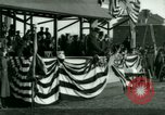 Image of President Woodrow Wilson Fort Myer Virginia USA, 1917, second 55 stock footage video 65675020879