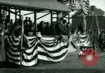 Image of President Woodrow Wilson Fort Myer Virginia USA, 1917, second 56 stock footage video 65675020879