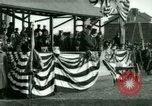 Image of President Woodrow Wilson Fort Myer Virginia USA, 1917, second 57 stock footage video 65675020879