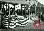 Image of President Woodrow Wilson Fort Myer Virginia USA, 1917, second 58 stock footage video 65675020879