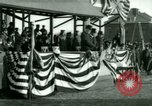 Image of President Woodrow Wilson Fort Myer Virginia USA, 1917, second 59 stock footage video 65675020879