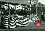 Image of President Woodrow Wilson Fort Myer Virginia USA, 1917, second 61 stock footage video 65675020879
